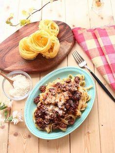ミートソースとはここが違う! 絶品の「本格ボロネーゼ」を味わおう   レシピサイト「Nadia   ナディア」プロの料理を無料で検索