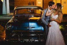 casamento em fortaleza com carro antigo da noiva