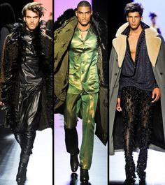 1000 images about haute couture on pinterest versace for Haute couture men