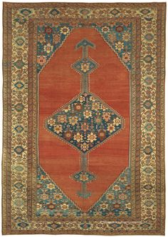 BAKSHAISH, Northwest Persian (SOLD) 10ft 0in x 14ft 3in 3rd Quarter, 19th Century http://gallery.claremontrug.com/gallery/?p=1