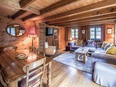 House for sale in MONTRIOND - Haute Savoie - Character 4 bed chalet for sale, in huge sunny plot in Montriond, Portes du Soleil France REF: 74851TGO74 | [13423]
