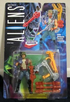Complete with stupid accessories and the arm from 90s Toys, Retro Toys, Aliens Colonial Marines, 80s Kids, Childhood Toys, Space Marine, Stupid, Action Figures, Nostalgia
