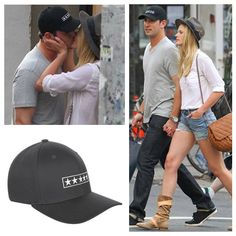 Matt Harvey from New York Mets wearing Gents Five Star Cap while out in New York with girlfriend, Anne Vyalitsyna. Get Yours Now