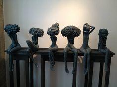 Esculturas de Valérie Hadida.