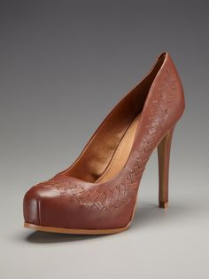 Kelsi Dagger (reminds me of a cowboy boot, but it's a high heel... best of both worlds!)