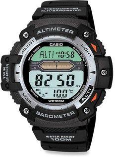 Casio SGW300-1AV Multifunction Watch Black