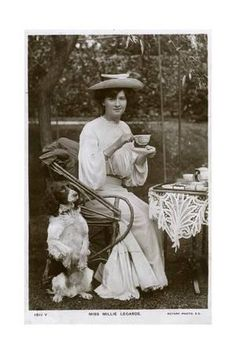 Millie Legarde, English Actress, C1906 Giclee Print at AllPosters.com