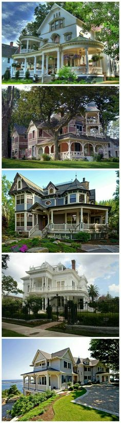 Gorgeous Victorians