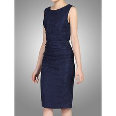 Buy Jolie Moi Lace Bonded Ruched Dress Online at johnlewis.com