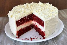 diy-easy-red-velvet-cheesecake-cake-food-recipes-creative-ideas