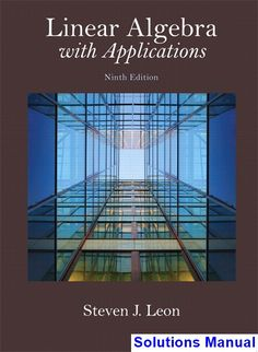 Business 12th edition free ebook share computer ebooks free linear algebra with applications 9th edition leon solutions manual test bank solutions manual exam bank quiz bank answer key for textbook download fandeluxe Image collections