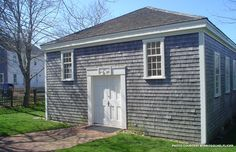 [Sitings] African Meeting House, Nantucket