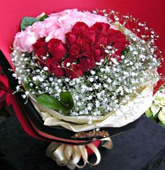 How to send flowers to zhongshan China if do not live in China, try zhongshan local flowers shop which have online flowers website,  http://www.chinaflower815.com