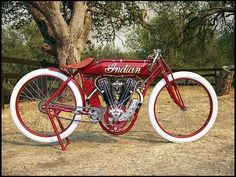 1913 Indian Boardtrack Racer Motorcycle