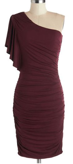 lovely one-shoulder dress http://rstyle.me/n/n8i26pdpe