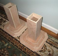 Best Make Your Own Bed Risers Exactly The Height You Want 400 x 300