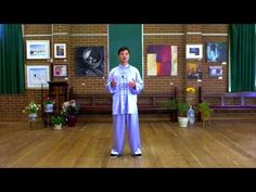 Tai Chi 24 Form Step by Step Instructions (Paragraph 1) - YouTube