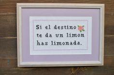 Elenarte: Desafío Love craft: Enero con frases celebres.