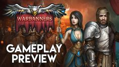 Warbanners PC Gameplay Preview | Turn Based Tactical RPG Game