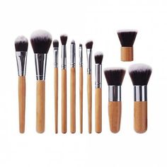 GET $50 NOW | Join RoseGal: Get YOUR $50 NOW!https://www.rosegal.com/makeup-brushes-tools/todo-11pcs-vegan-makeup-brush-1350777.html?seid=5881892rg1350777