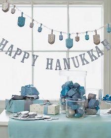 Decked-Out Dreidels - Recipes, Crafts & Home Décor | Martha Stewart#Hanukkah%20Crafts%20and%20Decorations|/856903/hanukkah-crafts-and-decorations/@center/856712/hanukkah|269739