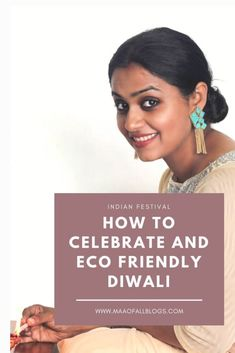 Diwali is a festival of joy, but let's not forget our environment for a few moments of fun. Let's celebrate an eco-friendly diwali using these suggestions. Diwali Celebration, Indian Festivals, Lets Celebrate, Eco Friendly, Let It Be, Celebrities, Celebs, Foreign Celebrities, Famous People