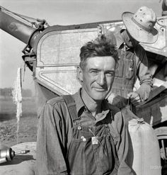 October 1939. Oklahoman, worked three years as farm laborer, starts next year on his own place. Quit school after third day. Can neither read nor write. Is best farm laborer this farmer ever had. Near Ontario, Malheur County, Oregon.