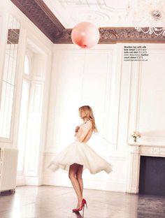 Fashion Model, Clemence Poesy Style inspiration, Fashion photography, Long hair