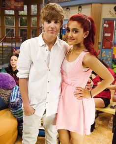 I ship them and if you have a problem with that, go away and unfollow me. I just love Jariana.