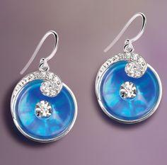 Galatea Illusia earrings, Style A7E.