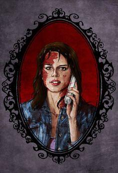 Sidney Prescott | Scream(1996)