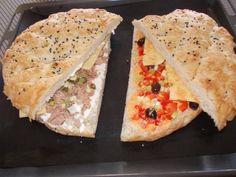 Gevuld Turks Brood Uit Oven recept | Smulweb.nl