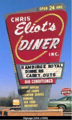 Eliots Diner