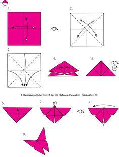 Die 966 Besten Bilder Auf Origami In 2019 Origami Paper