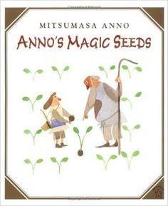 Anno's Magic Seeds: Mitsumasa Anno #MathSummerReads