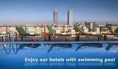 hotel piscine barcelone - Recherche Google