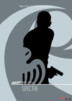 James Bond 007 - Poster Special Edition - #SPECTRE 2