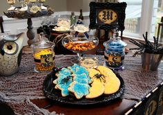 """Photo 8 of 20: Halloween / Halloween """"Harry Potter-Wizard Inspired Birthday Party""""   Catch My Party"""