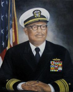 Military Service  April 28, 1971 Samuel L. Gravely, Jr. became the first African American Admiral in the United States Navy.  Samuel Lee Gravely, Jr. (June 4, 1922 – October 22, 2004) was anAfrican-American pioneer in the United States Navy — the first African American in the U.S. Navy to serve aboard a fighting ship as an officer, the first to command a Navy ship, the first fleet commander, and the first to become a flag officer, retiring as a vice admiral.[1]