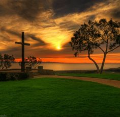 """""""Love the Lord your God with all your heart and with all your soul and with all your strength and with all your mind'; and, 'Love your neighbor as yourself"""" Luke Grant Park, Ventura, CA Grant Park, Love Your Neighbour, Ventura County, California Dreamin', Beautiful Sunrise, Pathways, Nice View, Behind The Scenes, Beautiful Places"""