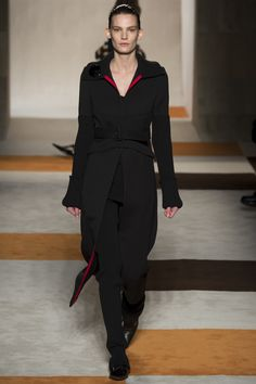 Victoria Beckham Fall 2016 Ready-to-Wear Fashion Show - Lena Hardt