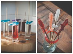 Grow Your Own swizzle sticks-  for tea or cocktails