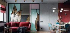 Glamour, Art Deco, Shabby Chic – aké sú tieto interiérové štýly? - Akčné ženy Interior Design Guide, Interior Design Gallery, Interior Color Schemes, Beautiful Interior Design, Space Interiors, Colorful Interiors, Art Deco Colors, Art Deco Living Room, Living Rooms