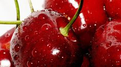 May flowers bring CHERRIES! Fill up on one of the most delicious, decadent fruits for the short time when they abound! :)