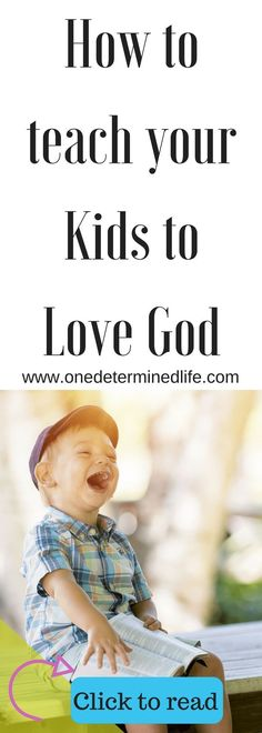 I have a deep desire for my kids to know and love God. If you do as well, please click and read this post about how to teach your kids to love God Raising Godly Children, Raising Kids, Raising Daughters, Parenting Advice, Kids And Parenting, Peaceful Parenting, Religion, Cultura General, Godchild