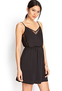 Lace Cami Dress | FOREVER 21 - 2000069681