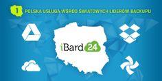 iBard24 wśród światowych liderów backupu