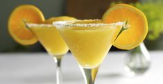 Frozen TangOrita (Oprah Invented A Cocktail You'll Want To Drink All Summer)