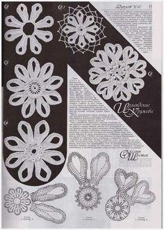 Häkelanleitungen - Duplet 147 Russian crochet patterns - ein Designerstück von Duplet bei DaWanda