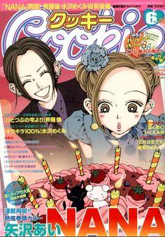 Image about anime in nana & paradise kiss by ai yazawa🎀 by sailorrneptune